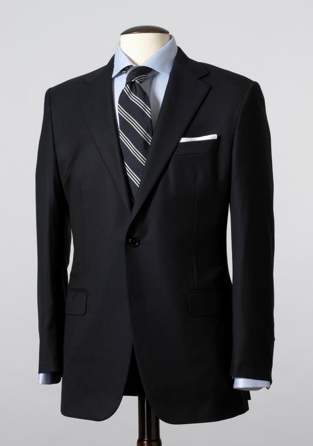 mahogany suit