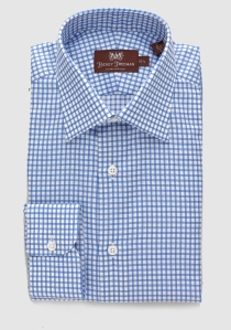 Sterling Collection Gingham Dress Shirt in Tailored Clothing at Hickey Freeman